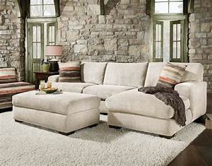 Living room fantastic living room with microfiber for Sectional sofa bed pottery barn