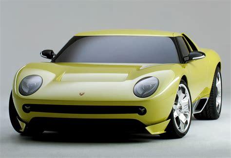 2006 Lamborghini Miura Concept - specifications, photo ...