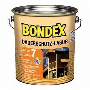 Bondex Dauerschutz Lasur Grau : 15 33 l bondex dauerschutz lasur 750ml langzeitlasur ~ Watch28wear.com Haus und Dekorationen