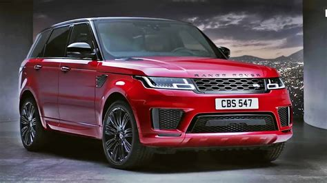 Land Rover Range Rover Sport 2019 by 2019 Range Rover Sport Review