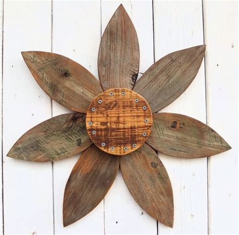 Rustic Outdoor Decor Corrugated Metal Wood Wall
