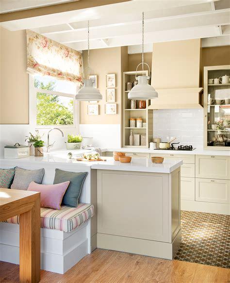 ideas de decoracion  cocinas pequenas