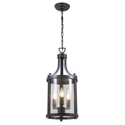 dvi lighting dvp4475hb cl niagara outdoor large pendant