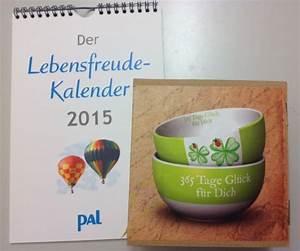 Kalender 365 Eu 2015 : der lebensfreude kalender 2015 sch lchen 365 tage gl ck f r dich m sli salatschale ~ Eleganceandgraceweddings.com Haus und Dekorationen