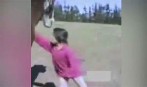 WATCH: Viral video shows girl suffering instant karma ...