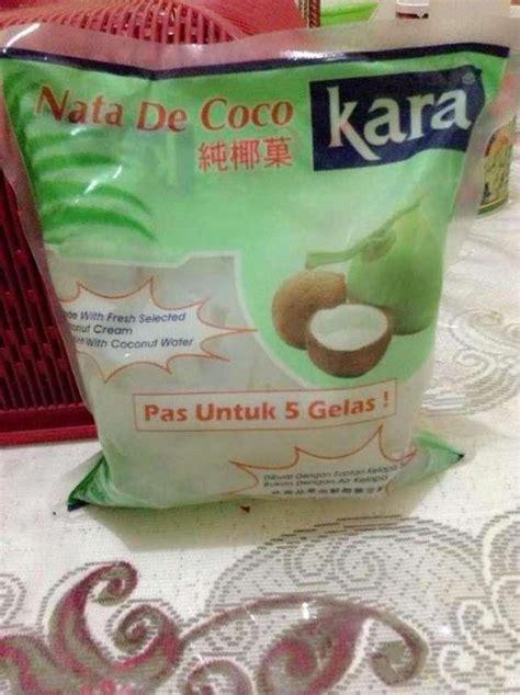 jual sari kelapa nata de coco harga murah kota tangerang
