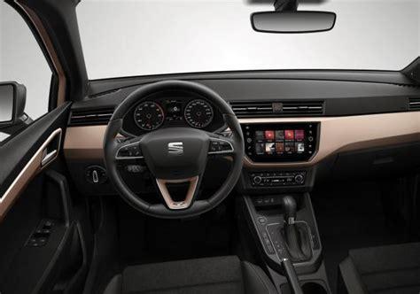 Interni Seat Ibiza Foto Nuova Seat Ibiza Interni Patentati