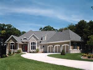 daylight basement homes sanderson manor luxury home plan 051s 0060 house plans