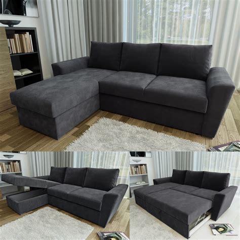 L Shape Sofa Beds by Stanford L Shape Corner Sofa Bed Online4furntiure Co Uk