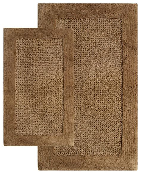 2 naples bath rug set traditional bath mats by