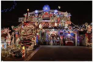 cool christmas light displays overwhelming