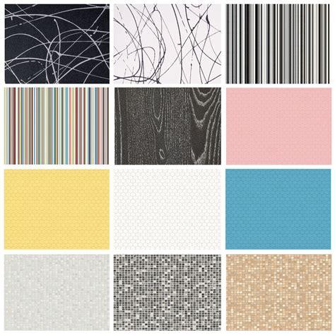 funky vinyl flooring striped pattern kitchens