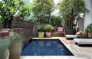 Mini Pool Terrasse : terrasse petite terrasse and inspiration on pinterest ~ Michelbontemps.com Haus und Dekorationen