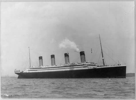 ships and boats rms olympic public domain clip art photos