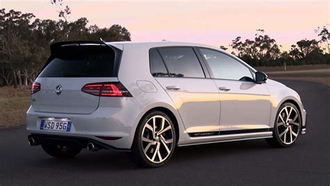 Volkswagen Golf Gti 40 Years 2016 Review