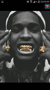 Trill nigga . Asap rocky . Quality lifestyle   wallpapers ...