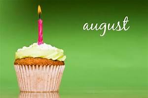 Birthday Month!