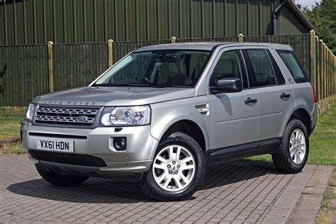 land rover freelander used land rover freelander 2 review auto express