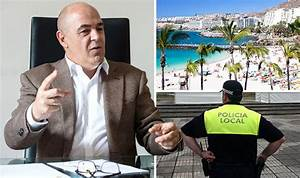 Spain tourist crackdown: Canary Islands fear holiday ...