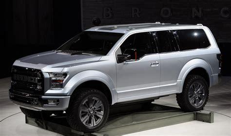 ford bronco price amazing car news