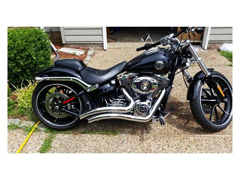 2015 Harley-davidson Breakout For Sale 63 Used Motorcycles