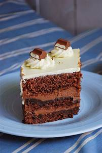 Backen Mit Kinderschokolade : kinder schokolade torte backen pinterest ~ Frokenaadalensverden.com Haus und Dekorationen