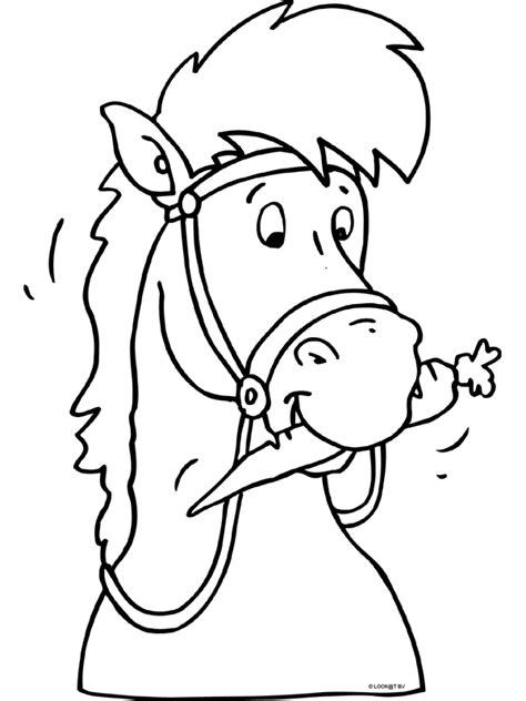 Kleurplaat Rapunzel Paard by Kleurplaten Paard