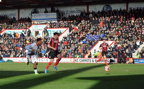 Soccer – FA Cup – Fourth Round – AFC Bournemouth v ...