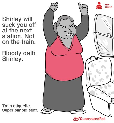 Queensland Rail Memes - queensland rail shirley queensland rail etiquette posters know your meme