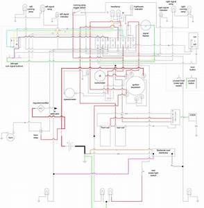 2005 Harley Road King Wiring Harness Diagram