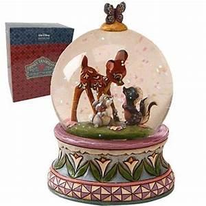 Boule à Neige : boule neige de collection disney tradition bambi et fleur ~ Teatrodelosmanantiales.com Idées de Décoration