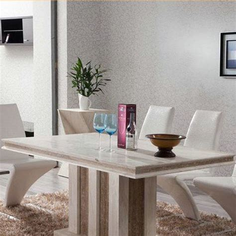 genuine marble dining table 8 seater dining table