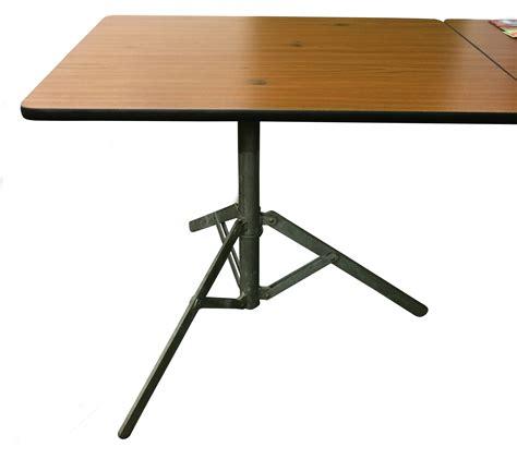 folding metal table legs folding table leg crowdbuild for