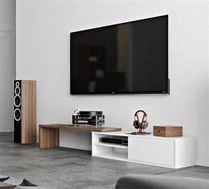 Table Tv Design : temahome move tv unit contemporary furniture modern living room furniture ~ Teatrodelosmanantiales.com Idées de Décoration