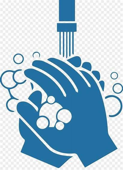 Hand Hands Hygiene Clipart Washing Wash Background