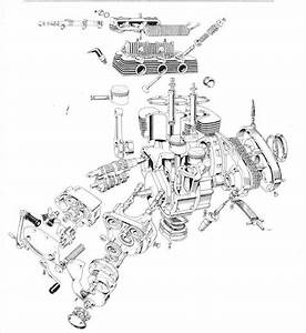 27 Best Motorcycle Engine Exploded View    Motores De Moto Vista Explosi U00f3n Images On Pinterest