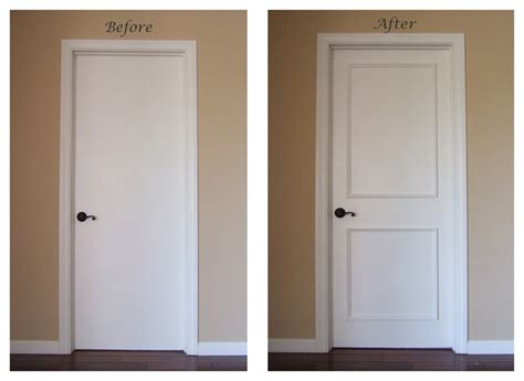 instant  panel applied door moulding kit traditional