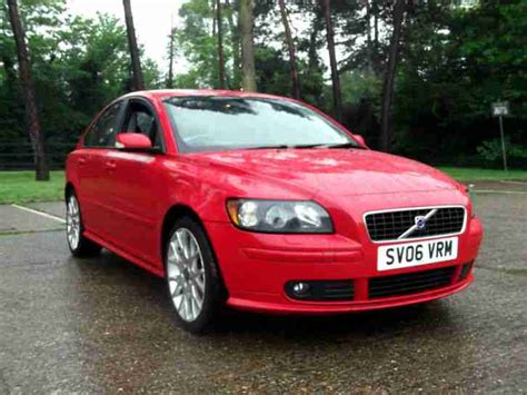 volvo     sport  door manual red px swap swop