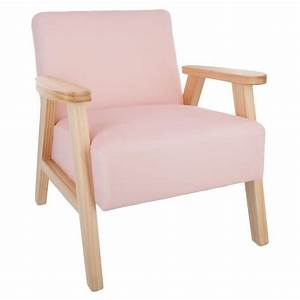 Fauteuil Rose Scandinave : fauteuil enfant scandinave didi 48 5cm rose ~ Teatrodelosmanantiales.com Idées de Décoration
