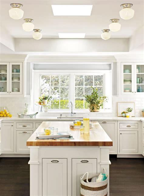 Semi Flush Kitchen Lighting Picgitcom  Home Lighting Ideas