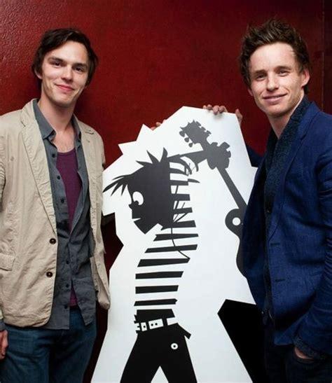 love me some british boys | Nicholas hoult, Eddie redmayne ...