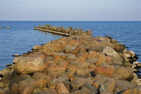 Engures vecais mols - Rīgas jūras līcis - redzet.eu