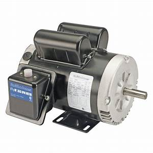 1 2 Horsepower Compressor Duty  Motor  With Images