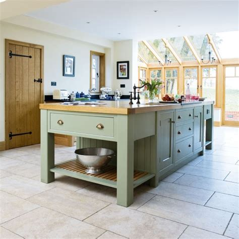 country kitchen islands island take a tour around a painted country style