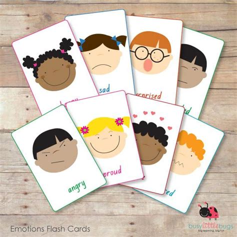 i i am usually not a fan of flash cards but these can 497 | f226821e2d5735c3ff547b3e71403997 emotions preschool teaching emotions