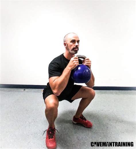 squat variations kettlebell should try goblet