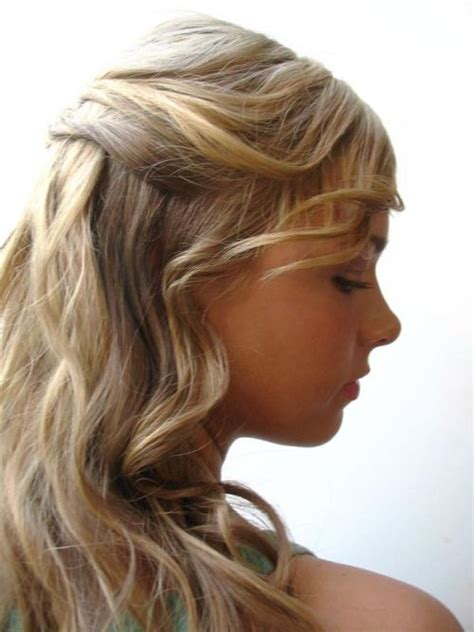 cute prom hairstyles  long hair