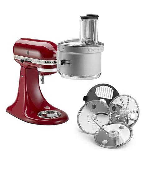 kitchenaid attachment kit dicing mixer processor food stand dillards tap zoom