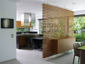kitchen divider ideas creative room dividers wooden room divider design beside the modern open kitchen dining room