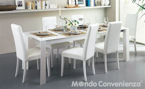 sala da pranzo mondo convenienza tavolo e sedia wood mondo convenienza inspiration for